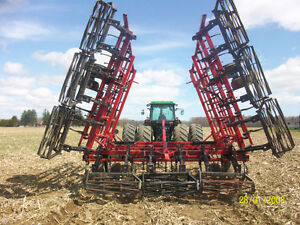 Salford 36 ft cultivator London Ontario image 3
