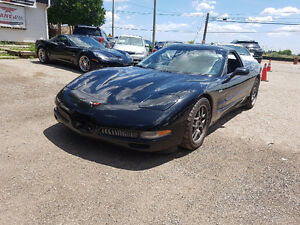 2001 Chevrolet Corvette Real Zo6 CLEAN CARPROOF NO ACCIDENTS