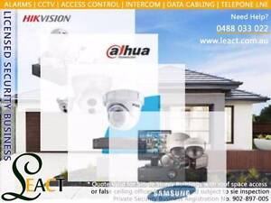 Security system installation, phone and DATA cablings Glen Iris Boroondara Area Preview