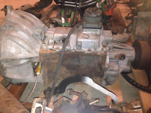 RWD Chevy NV4500 with Complete Swap London Ontario image 4