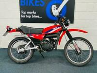 Yamaha DT175 RESTORED ! LOW MILES ! COLLECTOR