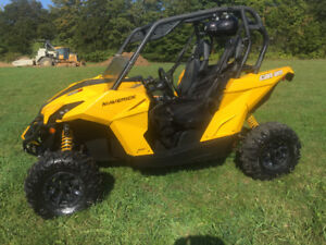2013 CAN AM 1000 MAVERICK............FINANCING AVAILABLE