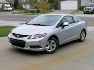 2013 Honda Civic LX Coupe