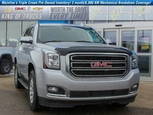 2017 GMC Yukon SLT | 8 Passenger | Low KMs  - Leather Seats - $4