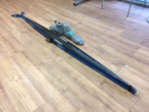 Men's Cross Country Skis and Boots