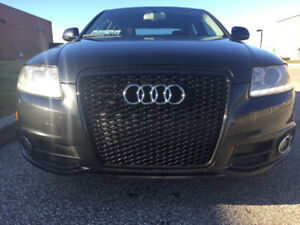2010 AUDI A6 3.0T S-LINE QUATTRO FULLY LOADED BLACK ON BLACK!!