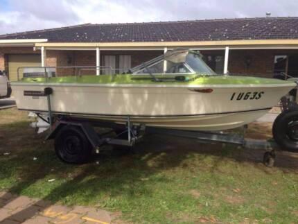 URGENT SALE!! Haines Hunter - Fishing & Ski boat
