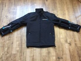 Motorcycle armoured jacket - brand new condition