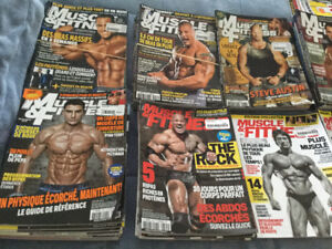 Revues de muscle and fitness