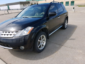 2006 Nissan Murano SL SUV Sport Sunroof and Leather Seats