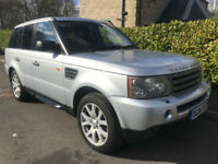 2006 Land Rover Range Rover Sport 2.7 TDV6 auto HSE bargain be quick
