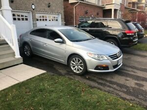 Volkswagen CC (Passat), excellent condition.