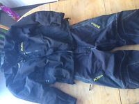 Klim snow mobile jacket pants