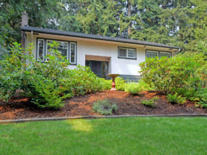 House for Rent near Keating Elementry, Central Saanich