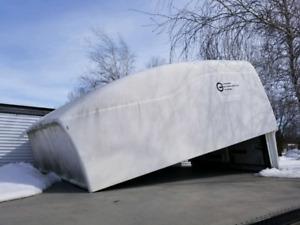 Boite de fibre de verre pour camion pickup 8 pieds