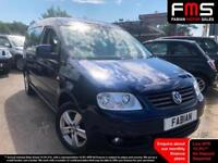 08 Volkswagen Caddy Maxi 1.9TDI *7 Seater - 1 Owner - Full VW Service History*