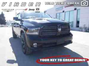 2015 Ram 1500 Sport **REARVIEW CAMERA!! HEATED SEATS!!**