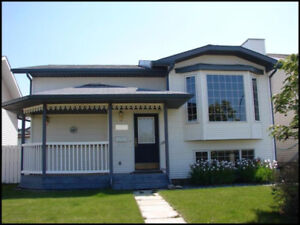 TOTALLY RENO'D: Upper, lower or whole house available w/Garage!
