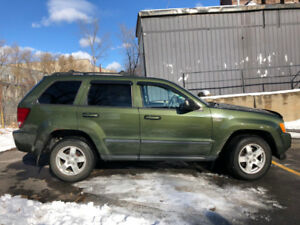 Jeep Grand Cherokee Laredo 2007  4WD