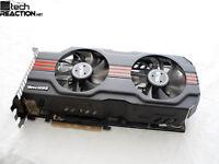 Asus Geforce GTX 660 2gb DirectCU II Edition