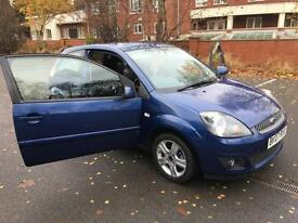 Ford Fiesta 1.25 2007.25MY Zetec Climate. GENUINE LOW MILES, A STAGGERING 45 K!