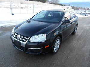2007 Volkswagen Jetta 5 Speed 163000KMS 2.5L Hot Buy