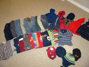Lot of Size 2T Boy clothes