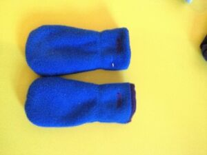 Mitts for babies, MEC, Thermal Insulate, Themolite, no thumbs