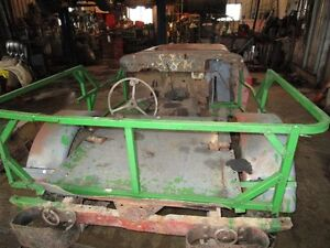 1942 willys jeep project London Ontario image 4