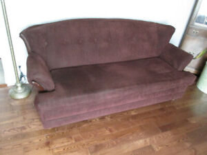 Sofa Bed, Very Good Condition, Comfortable, Clean.