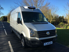 2015 65 VOLKSWAGEN CRAFTER 2.0TDI CR35 135BHP FRIDGE/FREEZER LOW MILEAGE 1 OWNER