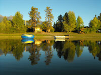 Wasa Lake Vacation Retreat