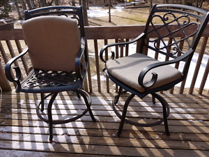 Out door  patio chairs