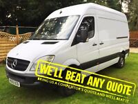 ☎️020-3318-6960☎️ WE'LL BEAT ANY QUOTE - MAN AND VAN REMOVAL SERVICE - ALL OF LONDON