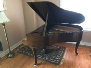 1936 Steinway Model S Baby Grand Piano