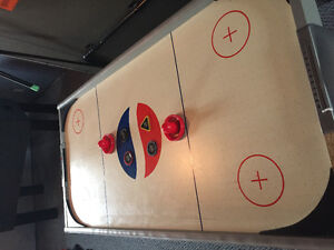 Pepsi Air Hockey Table