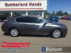 2015 Honda Accord Sedan EX-L V6  - Sunroof - Air - Rear Air