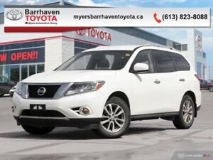 2016 Nissan Pathfinder S  - Aluminum Wheels -  Power Windows - $