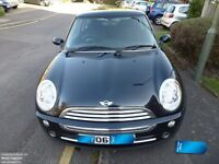 Mini Cooper 3 owners full service history