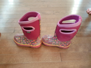 Girls BOGS Boots