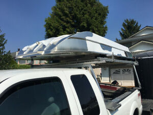 All Welded 12' Spratley Fly fishing boat