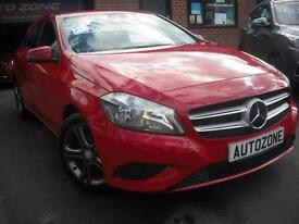 Mercedes-Benz A Class A180 Cdi Blueefficiency Sport 5dr DIESEL AUTOMATIC 2012/62