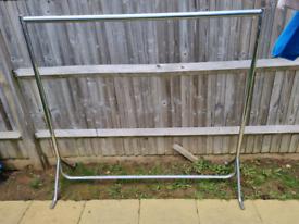 Large 5ft wide hanger rail