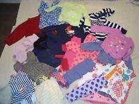 Lot de vêtements bébé fille de 12 à 30 mois