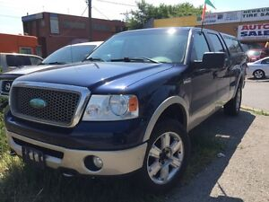 2007 F150 Lariat - Low Kms - Accident Free