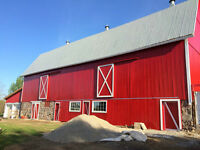 Barn repairs & Painting by C.Turner Painting