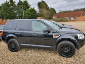 Freelander 2700 if gone by Tuesday