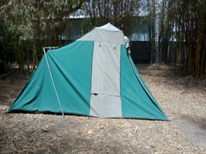 Oztrail tent canvas and accessories