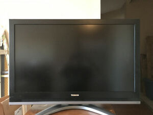 1080p HD 42 inch TOSHIBA FLAT SCREEN TV  SOLD