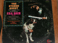 Record: The Stoned guest, P.D.Q. Bach